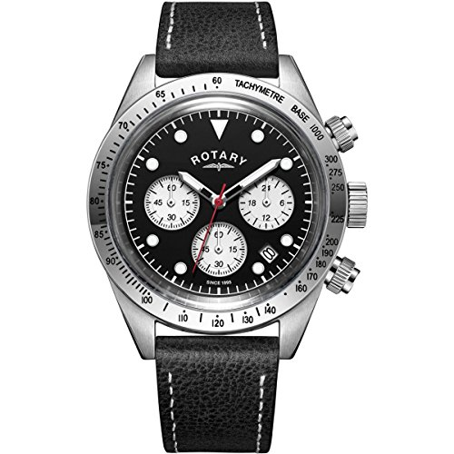 Rotary Gents Exclusive Vintage Chronograph...