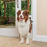PetSafe Freedom Aluminum Patio Panel Sliding Glass Dog and Cat...