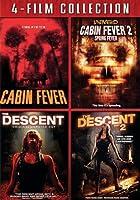 CABIN FEVER/CABIN FEVER 2/DESCENT/DESCENT 2