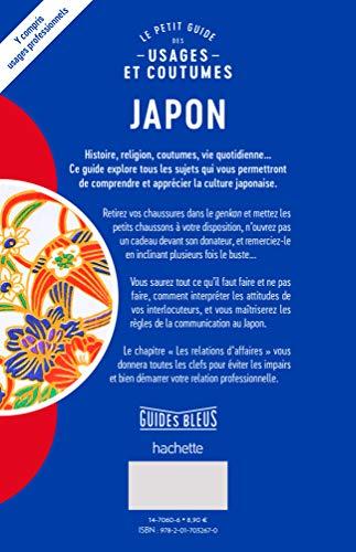 Japon : le petit guide des usages et coutumes (Guides Bleus Usages & Attitude)