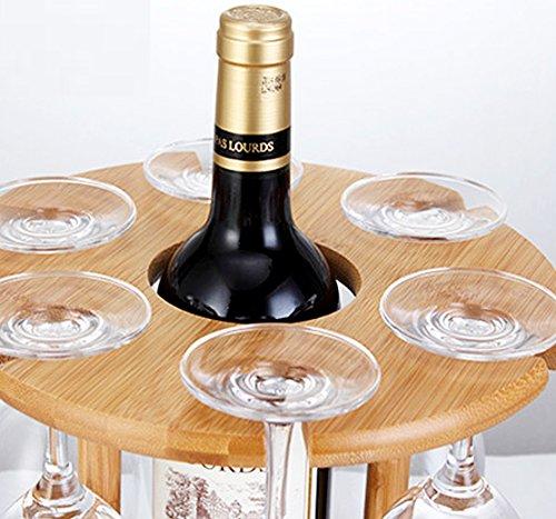 Anberotta(アンベロッタ)『木製ワインホルダーディスプレイ(W47)』