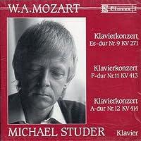 Concertos pour piano Nos 9, 11 & 12