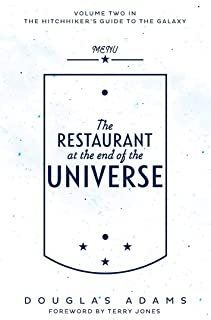 The Restaurant at the End of the Universe by Douglas Adams - Hardcover