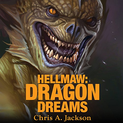 Hellmaw: Dragon Dreams audiobook cover art