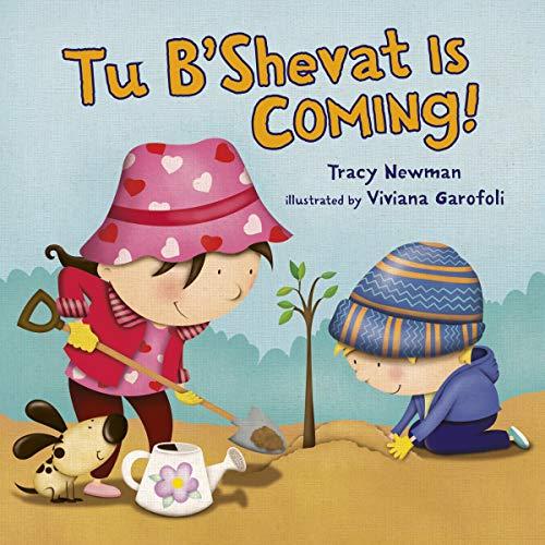 Tu B'Shevat Is Coming! cover art