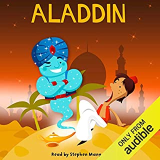 Aladdin                   Di:                                                                                                                                 Audible Studios                               Letto da:                                                                                                                                 Stephen Mangan                      Durata:  17 min     2 recensioni     Totali 5,0