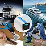 Photo #7: 5000 Watt Super Heavy Duty Power Inverter for Truck with Remote Control and LCD Display and 4 AC Sockets Dual USB Ports