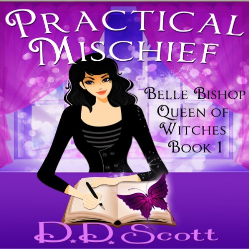 Practical Mischief audiobook cover art