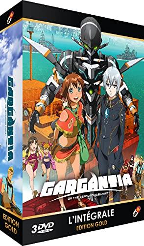 Gargantia on The Verdurous Planet-L'intégrale [Édition Gold]