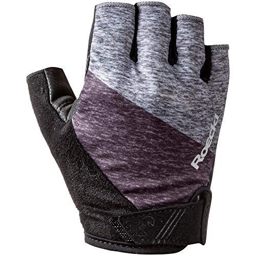 Roeckl Bergen Fahrrad Handschuhe kurz anthrazit 2020: Größe: 9