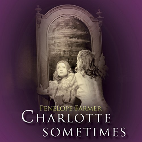 Charlotte Sometimes audiobook cover art