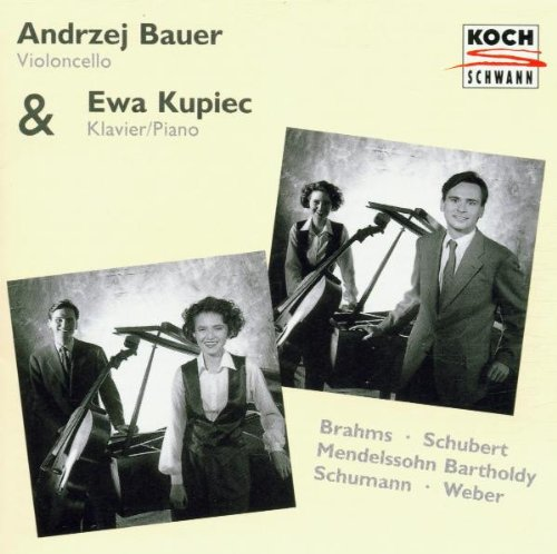 Duo Bauer, Cello / Kupiec, Klavier