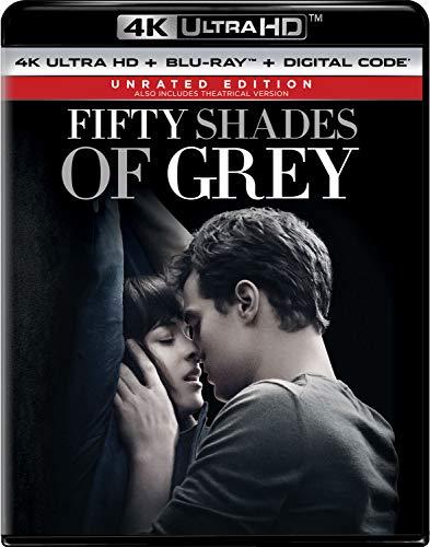 Fifty Shades Of Grey (4K Uhd)