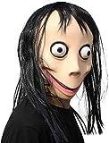 Miminuo Máscara de Terror Máscara de látex de Miedo Máscara de Cabeza Completa de Halloween Fiesta de Disfraces de Disfraces