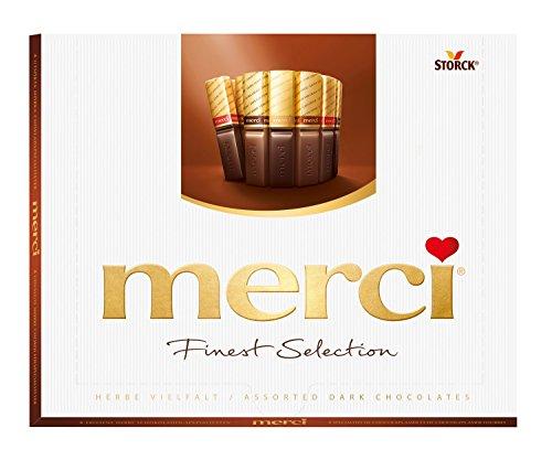 merci Finest Selection Herbe Vielfalt – 5er Pack (5 x 250g Packung)