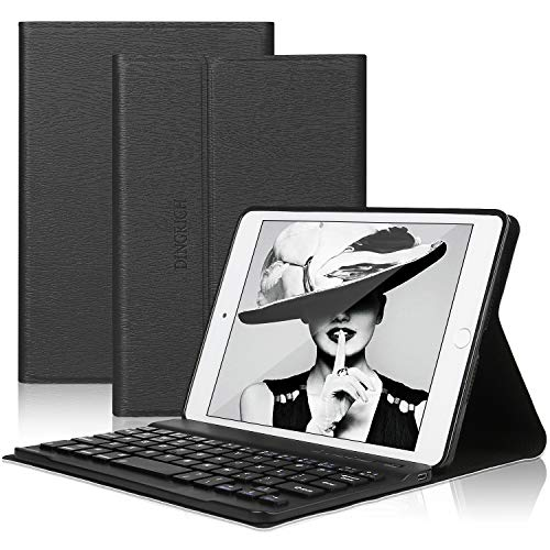 Dingrich Funda Teclado de iPad Mini