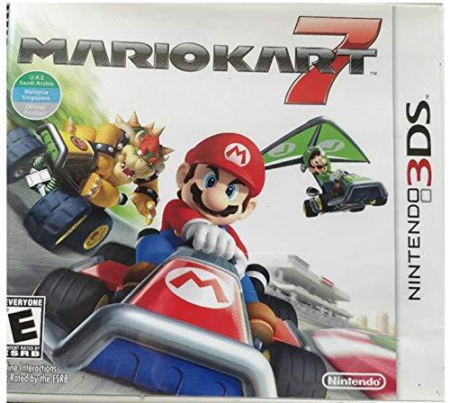 3DS Mario Kart 7  World Edition