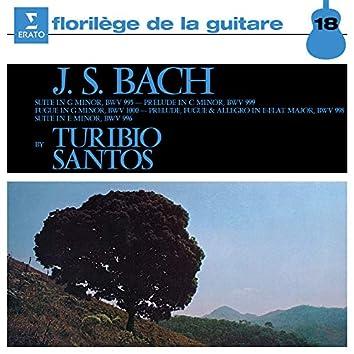 Bach: Guitar Pieces, BWV 995, 996, 998, 999 & 1000