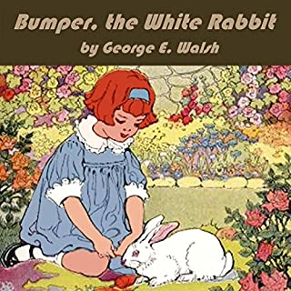 Bumper, the White Rabbit audiobook cover art