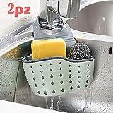 Zoom IMG-2 gudotra 2pz porta spugna cucina