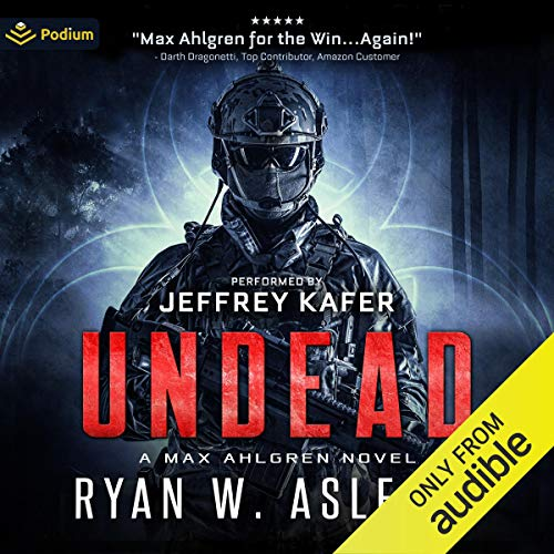 Undead Audiobook By Ryan W. Aslesen cover art