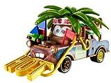 Cars 2 - Coche de Juguete Deluxe Francesco Fan Mater (Mattel Y0541)