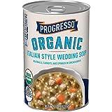 Progresso Soup, Organic Italian Style Wedding, 14 Ounce