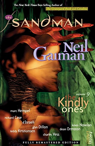 The Sandman 9: The Kindly Ones [Lingua Inglese]