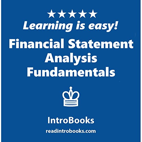 Financial Statement Analysis Fundamentals cover art
