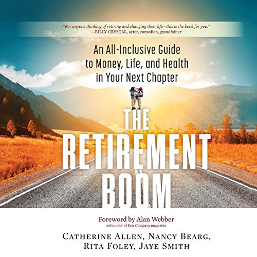 The Retirement Boom audiobook cover art