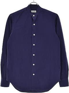 (サルバトーレピッコロ) Salvatore Piccolo バンドカラー 長袖シャツ