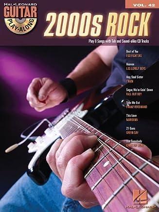 Guitar Play-along: 2000s Rock, Vol. 42 by Hal Leonard Corp.(2004-11-01)