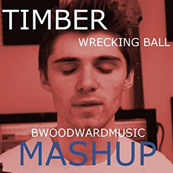 Wrecking Ball/ Timber Mashup