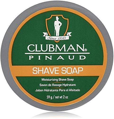 Clubman Pinaud Shave Soap 2 oz (Pack of 3)