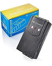 VON HAMELN® Mobiele marterverschrikker auto, huis, zolder, tuin - aansluiting op autobatterij, via USB of batterijvoeding mogelijk - marterafweer met flitslicht