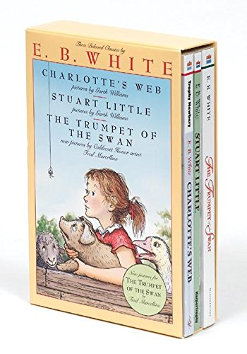 E. B. White Box Set: Charlotte's Web,...