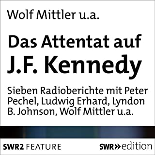 Das Attentat auf J. F. Kennedy Titelbild