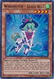 Yu-Gi-Oh! - Windwitch - Glass Bell - RATE-EN098 - Ultra Rare - 1st Edition