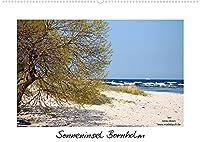 Sonneninsel Bornholm (Wandkalender 2022 DIN A2 quer): Daenemarks Sonneninsel Bornholm zeigt suedliches Flair (Monatskalender, 14 Seiten )