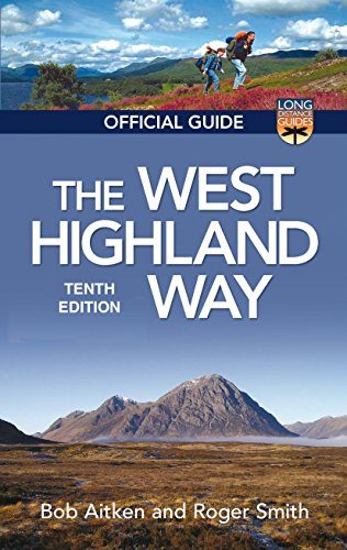 The West Highland Way: Official Guide (Long Distance Guides)