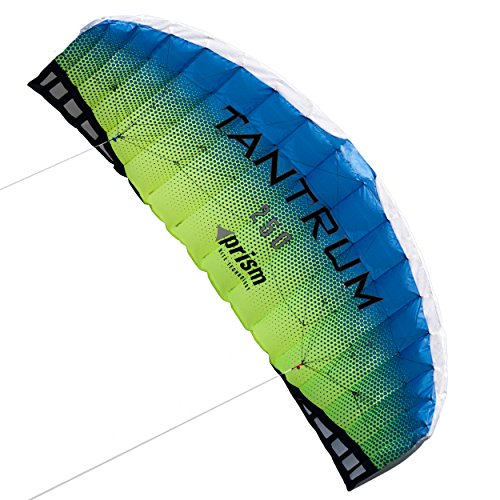 top rated Parafoil Kite Prism Tantrum 250, 2-line and control panel 2020