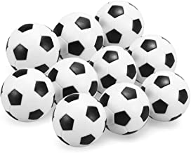10Pcs Indoor Table soccer Balls Replacement 32mm Mini Footballs Foosball Table Football For Kids/adults