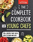 The Complete Cookbook For Young Chefs