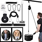 Taeku Pulley Cable Machine Men Women Professional Muscle Strength Fitness Equipment Forearm Wrist...