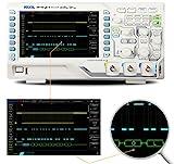 Rigol Digital Oszilloscope DS1102Z-E, 2-Kanal, 100MHz,1 GSa/s, 24 Mpts, kostenlose Triggerungen und Dekodierungen