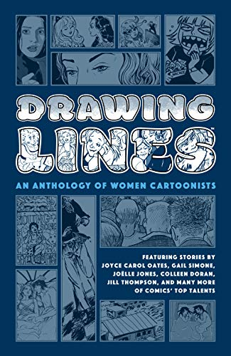 Drawing Lines: An Anthology of Women Cartoonists (English Edition)