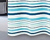 Gedy Duschvorhang g-righe blau 120x 200(6012773230)