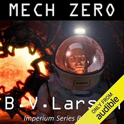 Mech Zero: The Dominant audiobook cover art
