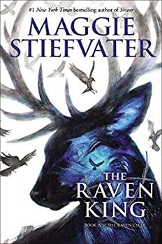 Hardcover The Raven King (the Raven Cycle, Book 4), 4 Book