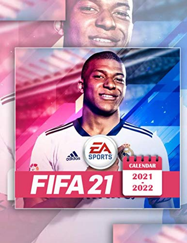 FIFA 21: 2021 – 2022 Games Calendar – 18 months – High Quality Images